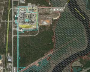 Invista 158 acres inside fence line